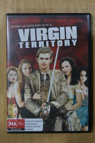 1 of 1 - Virgin Territory (DVD, 2009)   - *USED* (D71)