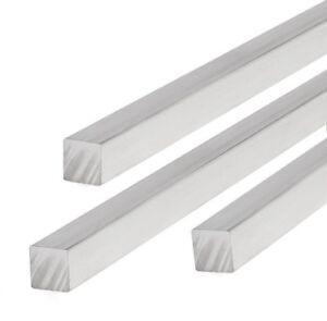 Aluminium Vierkant Alu Vollmaterial Alustab Stange
