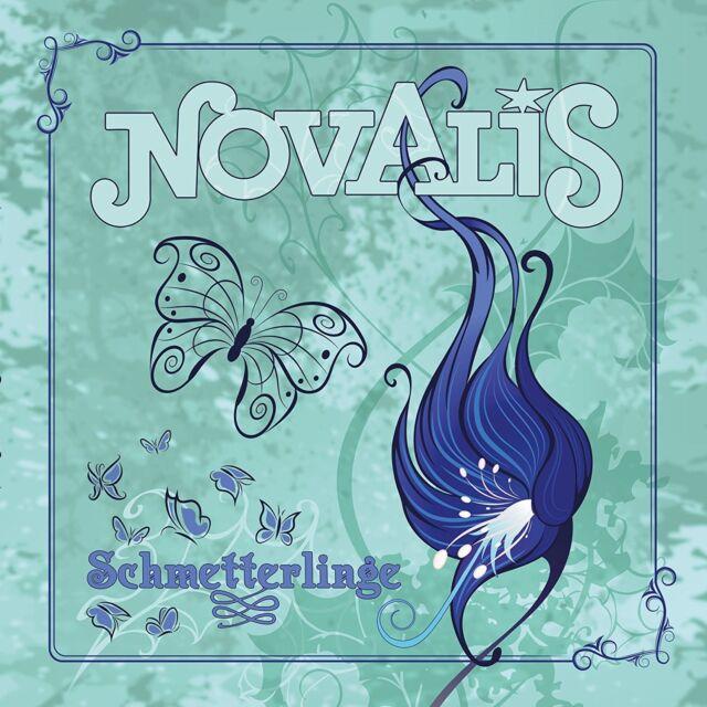 NOVALIS - SCHMETTERLINGE (LIMITED 15CD+DVD EDITION)  15 CD+DVD NEU