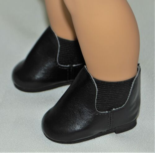 """For 18/"""" American Girl Boy Doll Logan Boots Accessories Shoes Clothes"""