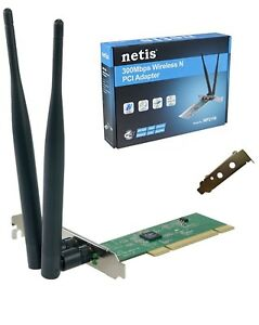 NETIS WF2118 PCIE NETWORK ADAPTER WINDOWS 7 DRIVER DOWNLOAD
