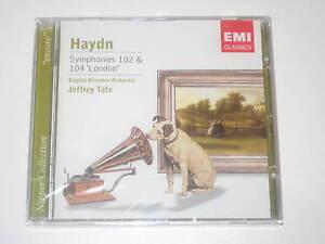 CD-HAYDN-SYMPHONIES-102-amp-104-JEFFREY-TATE-Emi-5090162-SEALED-NEU-NEW