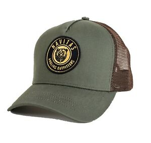 Navitas Bear Trucker Cap 2.0 NEW Carp Fishing Hat - NTCA4329  2ac63ee3d5b