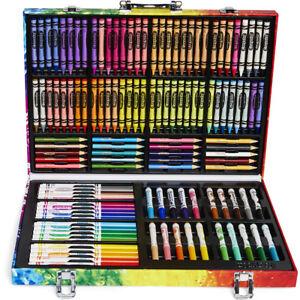 Crayola Inspiration Art Case Drawing Coloring Tools Set Nontoxic Birthday Gift Ebay