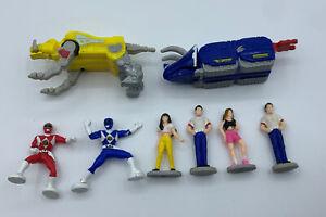 Vintage-Lot-Power-Rangers-Mini-Figures-1990-039-s
