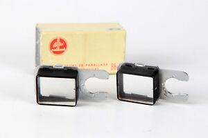 Bolex-Macro-Parallax-finder-attachment-C8L-B8L-D8L-8mm-Parallaxen-Vorsatz-in-OVP
