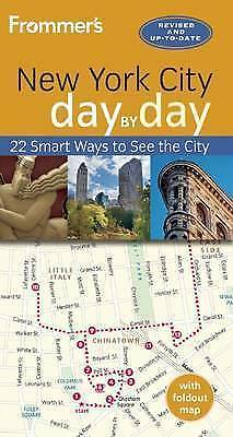1 of 1 - Frommer's New York City day by day-ExLibrary