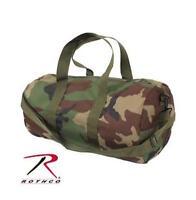 19 Camo Shoulder Duffle Bag