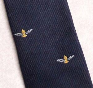 Vintage Regimental Tie Homme Cravate Club Association Huppé-afficher Le Titre D'origine