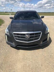 2014 Cadillac CTS-V Sport 3.6L Twin Turbo Premium (Black)