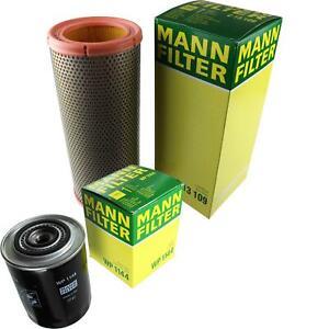 Mann-filter-Set-for-Renault-Trucks-B-Box-Estate-Messenger-Flatbed