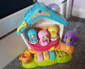 VTech Singing Bird House Baby Musical Toy