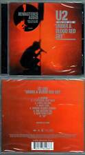 "U2 ""Live - Under A Blood Red Sky"" (CD) Remastrered 2008 NEUF"