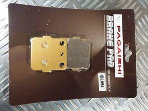 Semi Metal Sintered Rear Brake Pads For YAMAHA YFZ 350  Banshee 88-09