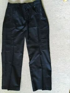 NEW-Ex-Police-Female-Combat-Cargo-Trousers-Size-14R-Inside-leg-78cm