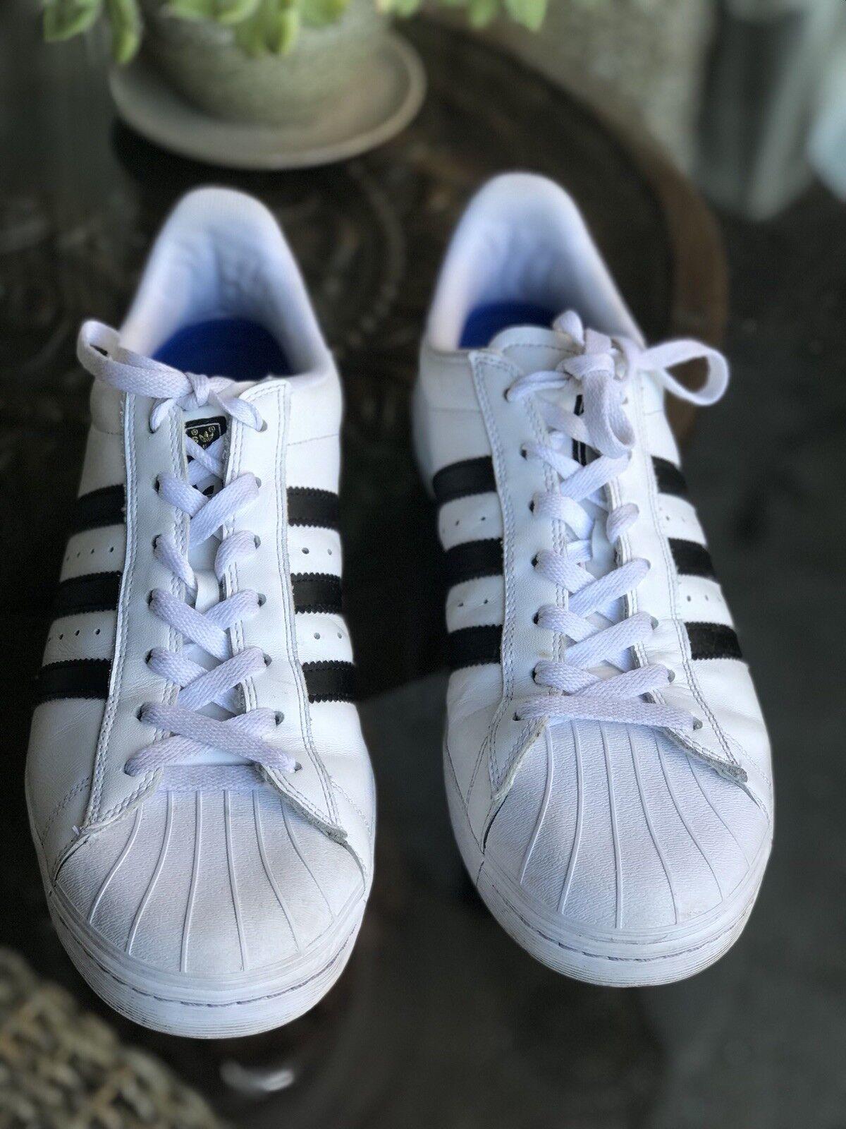 Con Nero Lo Strisce Rodcbex Skate Scarpe 3 Adidas Bianco 35qL4ARj