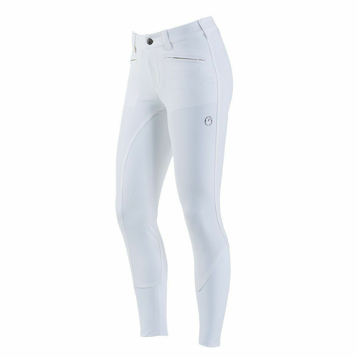 Vestrum Roma Grip ladies competition show breeches Weiß I 44 UK 10 12