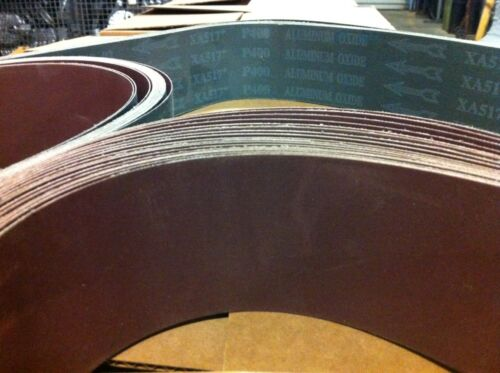 was for 10 Revised lots of 25 @ $15.00 Sanding Belts 3x132 400Grit