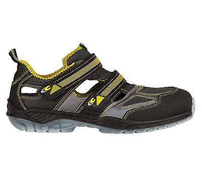 Scarpa antinfortunistica COFRA sandalo da lavoro ACE S1 P SRC estive aperte | eBay