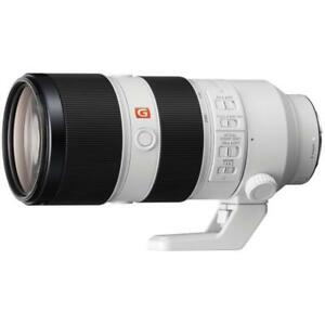 Sony-FE-70-200mm-F2-8-GM-OSS-SEL70200GM-G-Master-Telephoto-Zoom-Lens-Brand-New