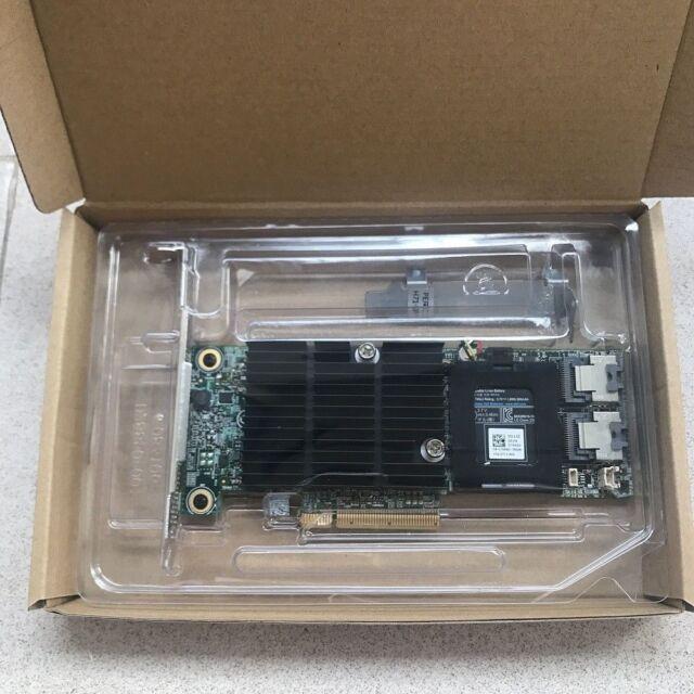 NEW DELL PERC H710P PCIE RAID CONTROLLER 6GB//S 1GB NV CACHE US seller
