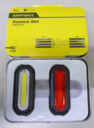 Kryptonite Avenue F-150 Headlight and R-75 COB Taillight Set