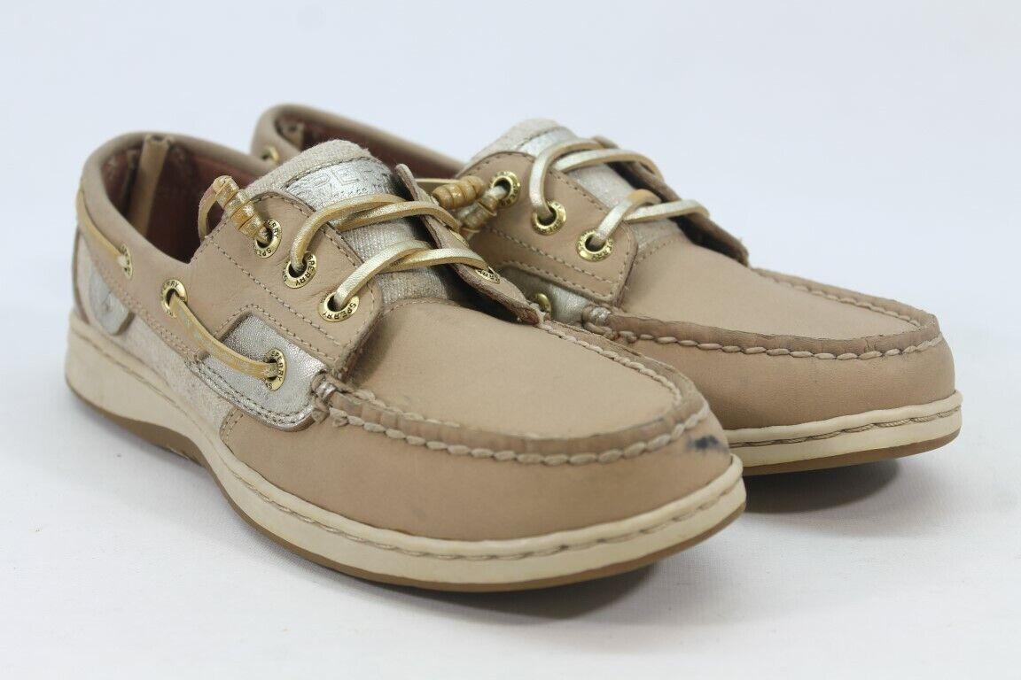 Sperry-Top Sider Songfish Women's Metallic 2 Boat Shoes 6M (ZAP12596)