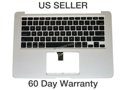 "Apple MacBook Air 13/"" A1466 Mid 2012 Top Case w// Keyboard 661-6635 C"