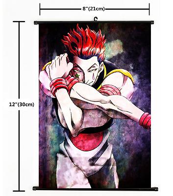 Japan Anime Meruem Hunter X Hunter home decor Wall Scroll Poster 2466