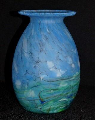 Art Deco Vase Um 1930 - Wohl Böhmen, Kralik (# 4593) Weich Und Leicht