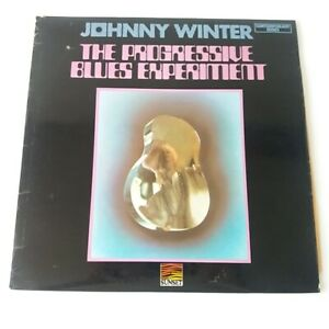 Johnny-Winter-Progressive-Blues-Experiment-Vinyl-LP-UK-1974-Press-VG-NM