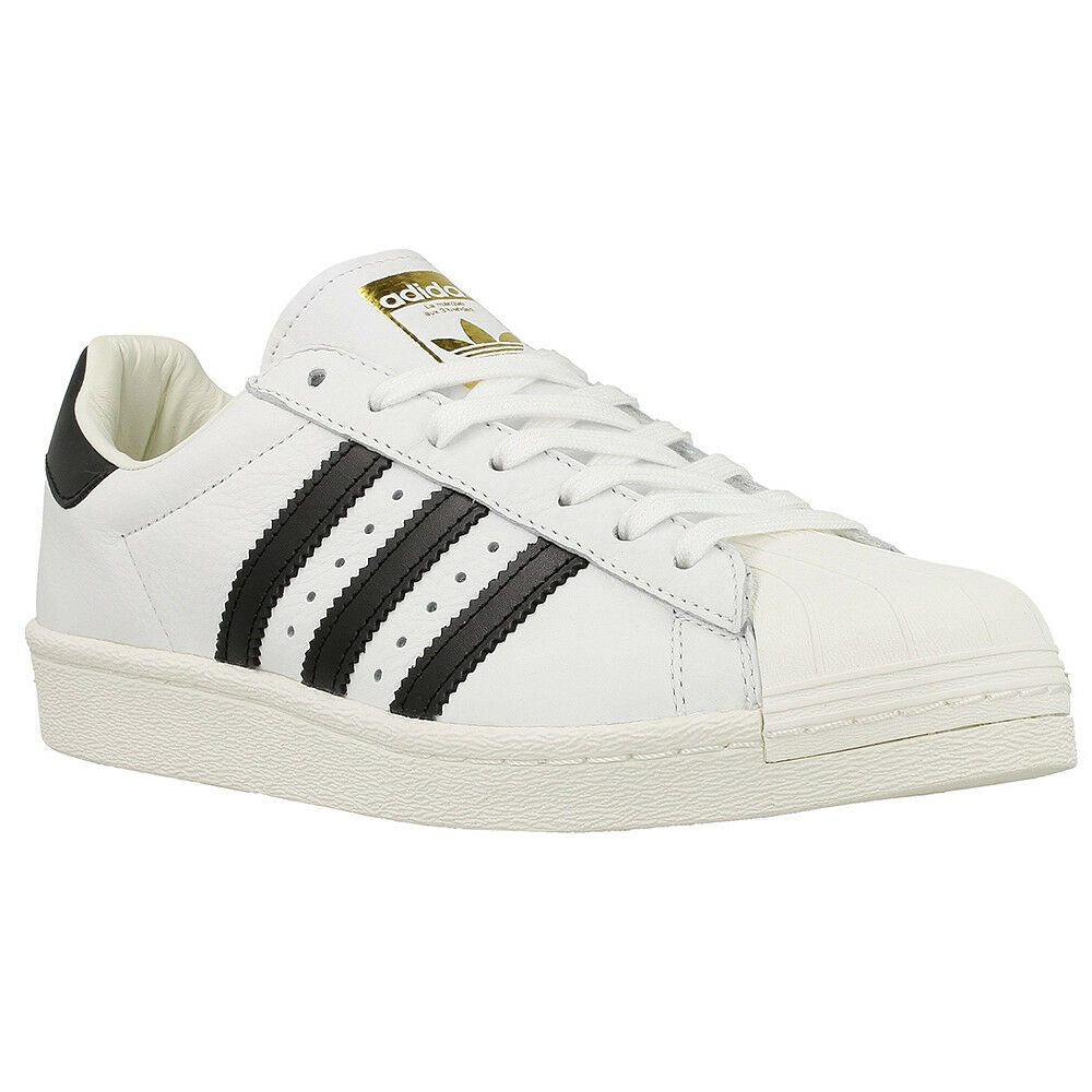 BRAND NEW adidas Originals Superstar Boost, FTWWHT Cschwarz GoldMT (BB0188)