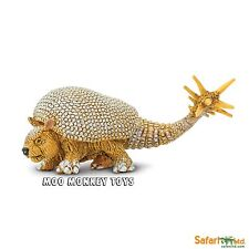 DOEDICURUS Safari Ltd #283129 Dinosaur Replica Armadillo relative  NEW 2016