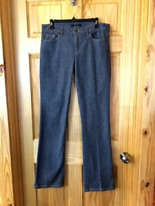 Jeans bleu Theory Coton et taille bleu SwEqng5qOR