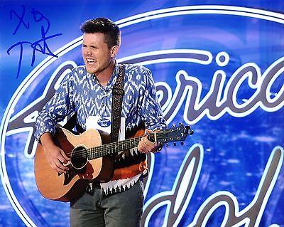 Trent Harmon Shop For Cheap Gfa Last American Idol Signed Autograph 8x10 Photo Proofad3 Coa