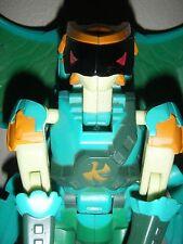 "HAWKTOR Bakugan Bakumorph 8"" Transformer Action Figure Toy 2010 Spin Master Sega"