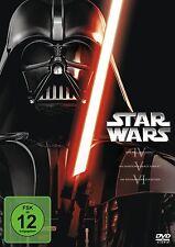 STAR WARS Episode IV V VI  KRIEG DER STERNE Teil 4 5 6  MARK HAMILL 3 DVD Box 2