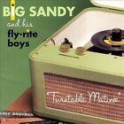 Turntable Matinee by Big Sandy & His Fly-Rite Boys (CD, Jul-2006, Yep Roc)