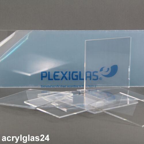PLEXIGLASSCHEIBE ® 12 mm KLAR NEU ACRYLGLASSCHEIBE KUNSTSTOFF TOP! 151,00 €//m²