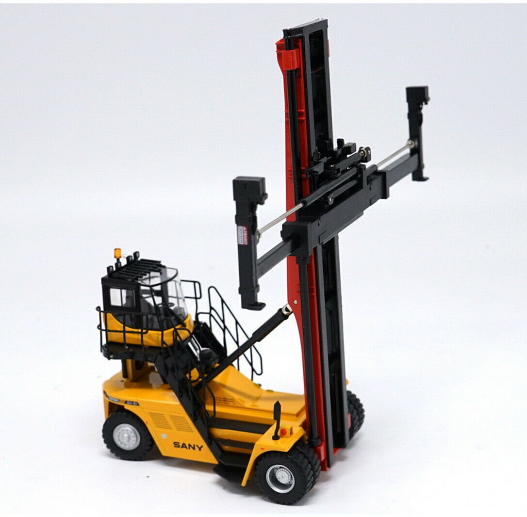 1 50 Scale SANY Empty container Handler Crane model Collection NIB