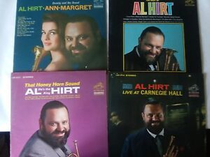 Set-of-4-Al-Hirt-Jazz-Albums-Various-Albums-12-034-Vinyl-Record