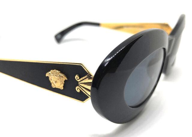 c6dc9cdf4db RARE!! Gianni Versace Mod.411 Col.900 Vintage Sunglasses 372 465 424 ...