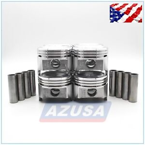 GM  Chevy 305 CHEVY PISTON RINGS STD SIZE