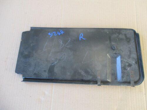 ROLLS-ROYCE SILVER SPIRIT /& Bentley-mano destra Boot Trim Copertura UB42166