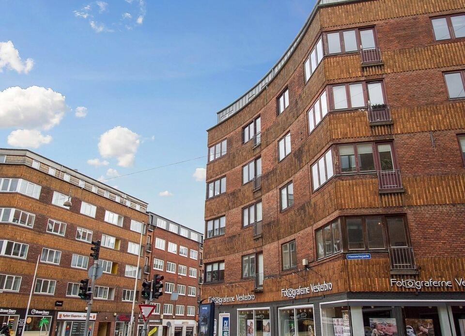 9000 vær. 2 lejlighed, m2 67, Vesterbro