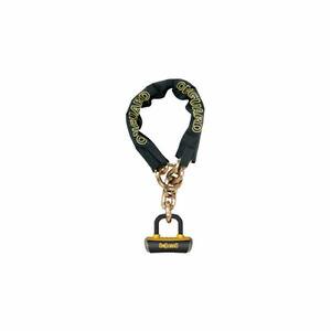 Onguard Mastiff 130cmx10cm Loop Chain Padlock Key Bike