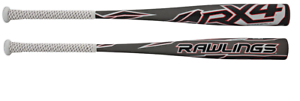 New Rawlings RX4 30 oz 33  length -3 2-5 8  alloy barrel Adult baseball bat