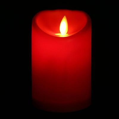 (usa) Onda Intermittente Flameless Led Lumino Cero Votivo Festa Compleanno Luci Reputazione In Primo Luogo