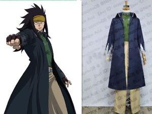 Fairy Tail Gajeel Redfox Cosplay Costume