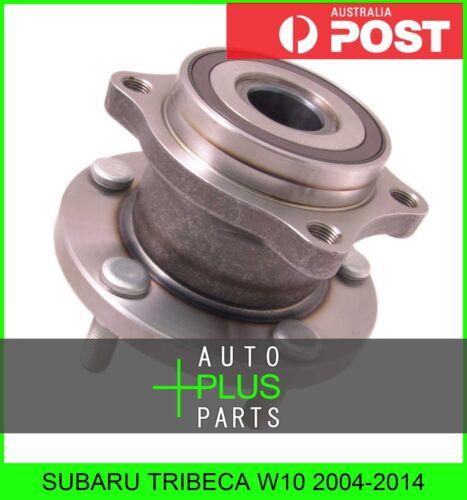 Rear Wheel Bearing Hub Fits SUBARU TRIBECA W10 2004-2014